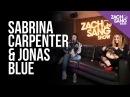 Sabrina Carpenter Jonas Blue Talk Alien, Fast Car Sabrina's Belly Button