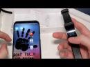 Смарт Часы CK11S SmartBand браслет обновленная модель замер пульса и давления часы IP67