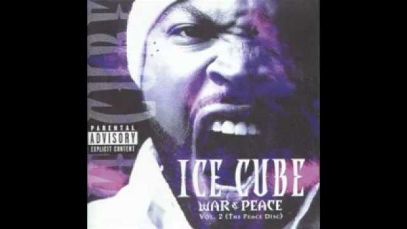 Ice Cube-Mental Warfare (Insert)-War Peace Vol. 2 (The Peace Disc)