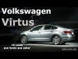 Volkswagen Virtus: 10 cosas que tenés que saber | Autocosmos