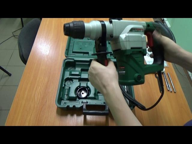 Распаковка перфоратора DWT BH09-26 BMC - Интернет-маркет Проводок