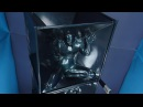 Latex vacuum cube airtight you can turn vacuum cleaner off from