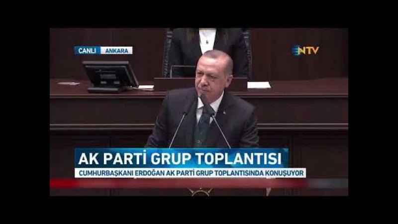 Erdoğandan ABDye sert Yanıt !! Terör örgütlerini temizleyelim dediğimiz zaman neredeydiniz.