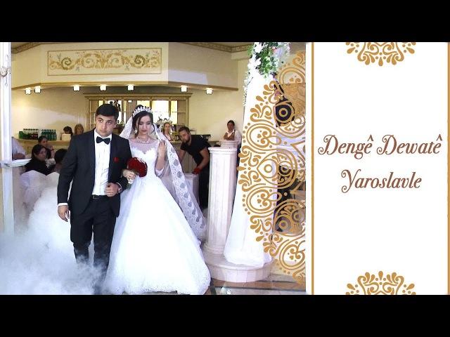 Езидская свадьба - Ярославль - Yaroslavl. Dawata mala Alixane Resho