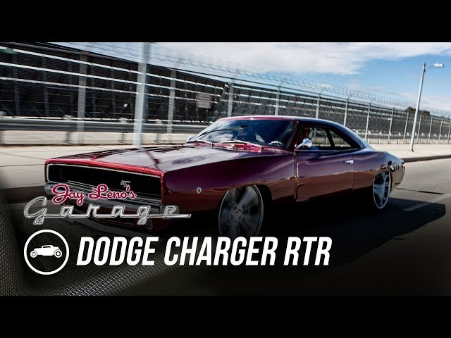 1968 Dodge Charger RTR - Jay Leno's Garage