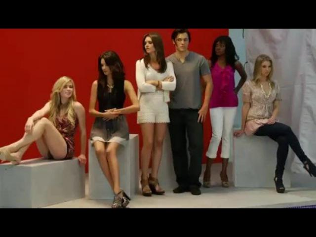Видео к сериалу «Игра в ложь» (2011 – 2013): О съёмках (сезон 1)