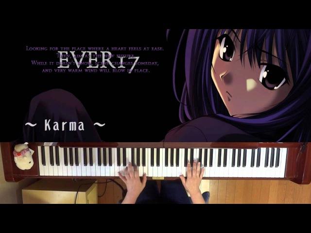 【Ever17】Karma
