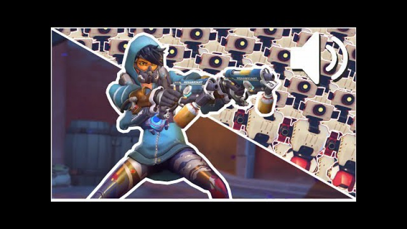 Offence Heroes but with text-to-speech sounds (Overwatch)