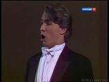 Хворостовский, Аркадьев, концерт в КЗЧ, 1990 Hvorostovsky, Arkadiev Tchaikovsky Concert Hall, 1990