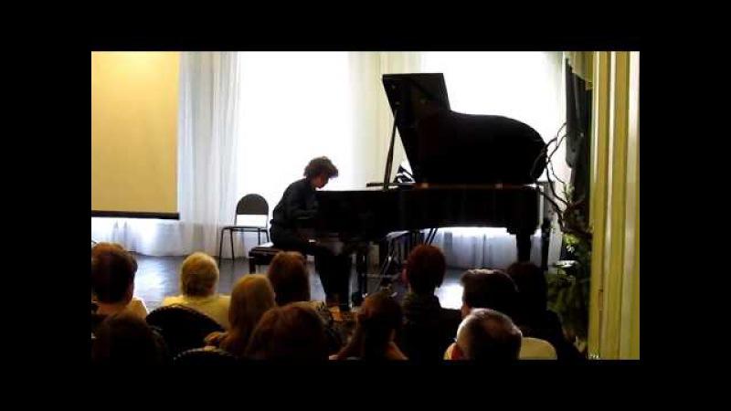 Sergey Rymar plays F. Chopin Nocturne n1 op 9
