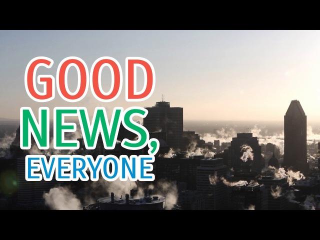 GNE 1 (23.09.17) Ледокол Сибирь, автопилот от Яндекса и предложение руки и сердца в VR