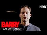 Barry (2018) | Teaser Trailer ft. Bill Hader | HBO