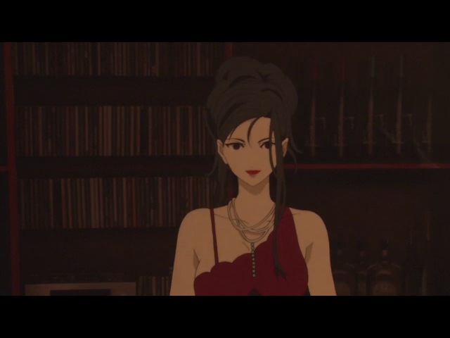 [AniDub] Jigoku Shoujo: Yoi no Togi | Адская девочка: Разговоры в сумерках [08] [Ancord, Jade]