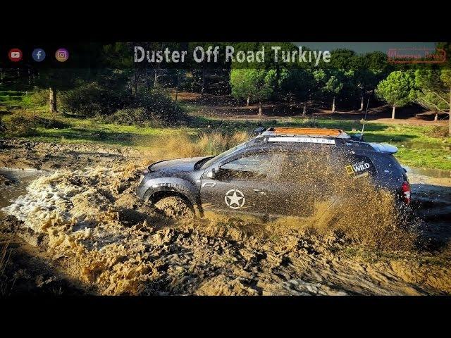 Mud Off Road Game | Dacia Duster 4x4
