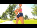 Hula Hoop Freestyle Workout Fitness Lessons Hula Hoop Dance Exercises Most Beautiful Hooper Ever