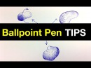 Simple Ballpoint Pen Shading Tips Pt 1