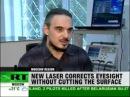 2009.08.31_Russia Today о фемтосекундном лазере