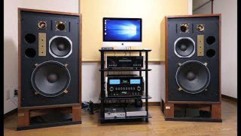 北海道 感涙の音 KENRICK SOUND Model 4344 ケンリック製スピーカー設置 Distinguished Speakers to Mr. Shibuya in Hokkaido