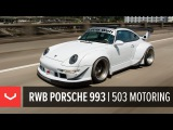 RWB Porsche 993 Targa Widebody Build 503 Motoring Vossen Forged ERA-3 3-Piece Wheels
