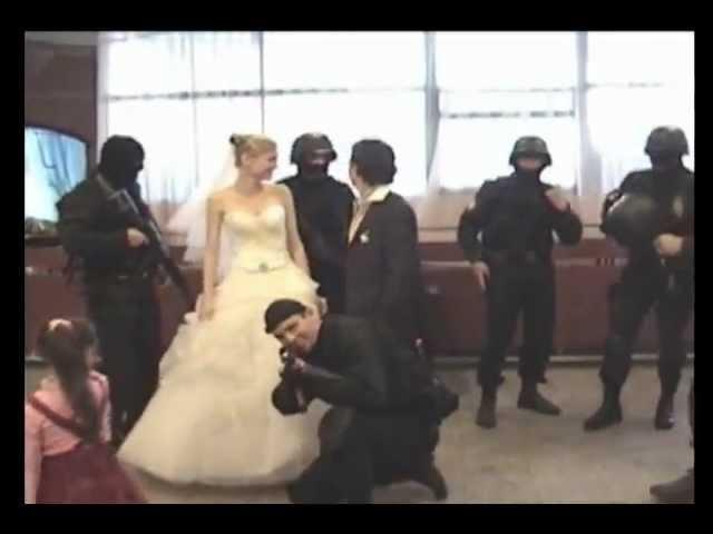 Как страйкболисты невест воруют
