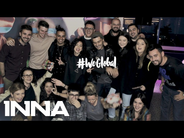 INNA   On The Road 249 - Otopeni International Airport