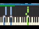 Как сыграть мелодию Титаник на пианино Легко