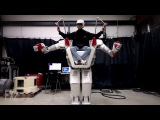 FX-2 The Giant Human Riding Robot