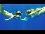 cute · Coub | Коуб | Девушка | Секси | Sexy | Эротика | Видео | Подводный Поцелуй | Kiss | Целуются | Подружки | Девки | Под Водой | В Нижнем Белье | Плавают