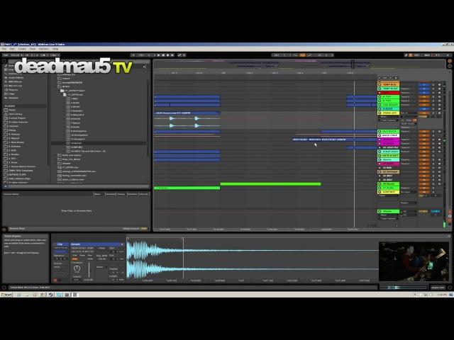 Deadmau5 making imaginary friends - 23 final edits and render