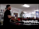 Louie Merlot. Motiv. Barber connect Russia 2017