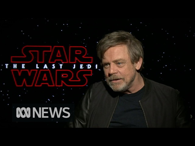 Mark Hamill's Star Wars return: If I'd said no, I'd be the most hated man in nerd-dom