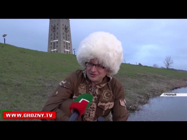ЧГТРК Грозный выступил организатором автопробега, посвященному 200-летию столицы ЧР