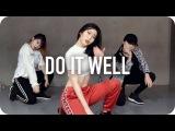 Do It Well - Jennifer Lopez Tina Boo Choreography