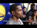 Entire DURANT interview preparing to switch out on Steph Capela's job is not as hard