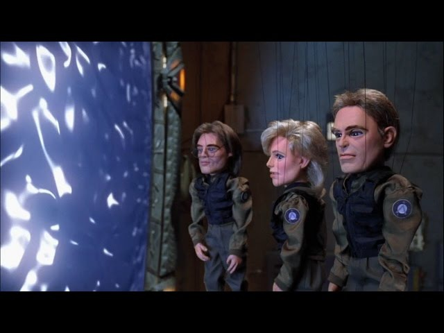 Stargate SG1 - Puppet Universe