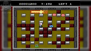 [Famiclone-PAL]Bomberman II - Gameplay