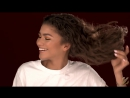Zendaya The App: Урок макияжа от Зендаи.  Воссоздание мейкапа «Kids Choice Awards 2017»