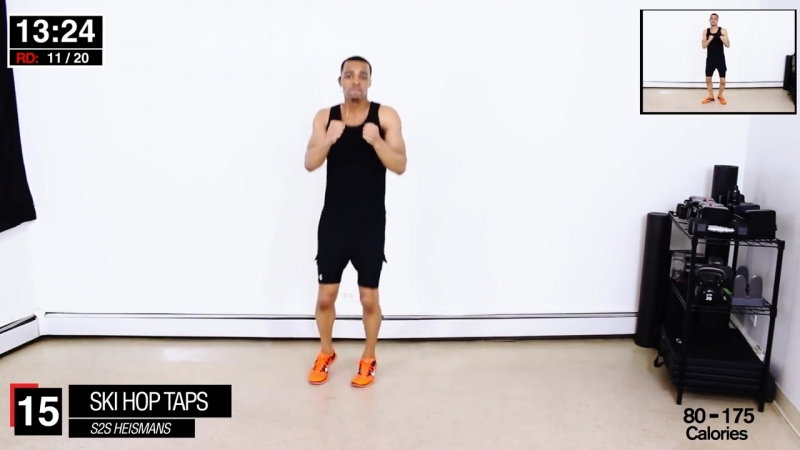 30 Min. Sports Themed Fun Cardio Workout for Beginners _ Beginner HIIT 10