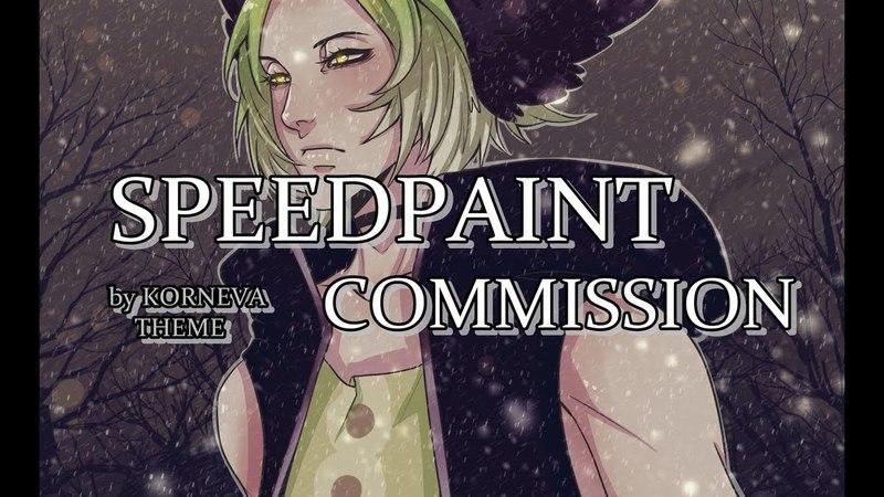Speedpaint commission