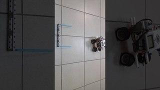 разворот и парковка на lego evolution 3 кружок робототехники