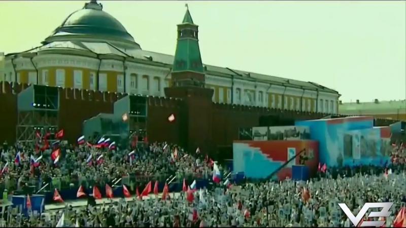 Группа Незабудки - «Мама, Россия Мама!» (2017)