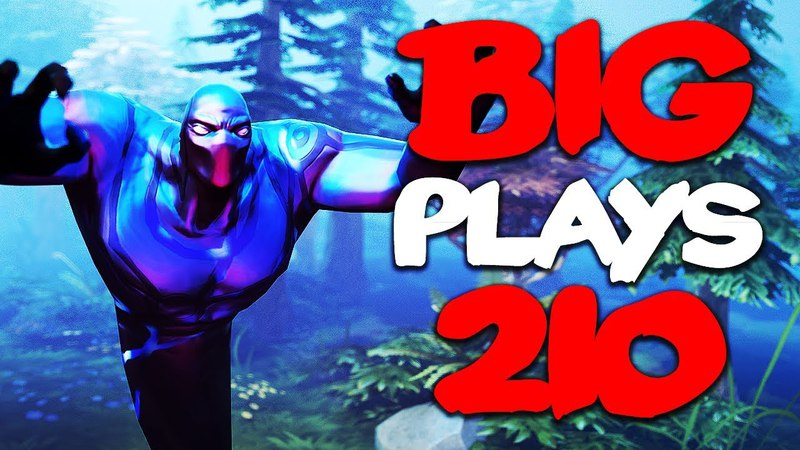 Dota 2 - Big Plays Moments - Ep. 210