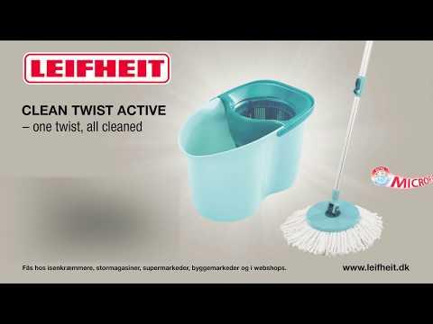 Leifheit Clean Twist - TV-spot - April 2017