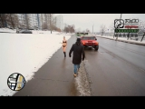 GTA IN MOSCOW. Один день отца русского хайпа.