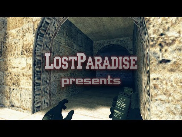 CS 1.6 Lucky shot / LostParadise frags / Public style