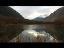 Поющее озеро. Кавказ. Баксанское ущелье.