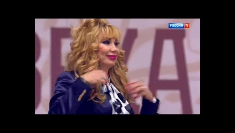 Маша Распутина в программе Судьба человека 20.10.2017(анонс)
