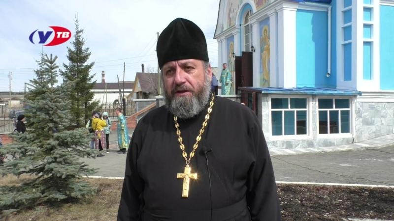 День Святого Великомученика Георгия Победоносца
