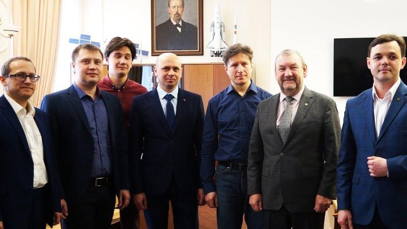 Визит в ТУСУР делегации холдинга «Концерн Энергомера»