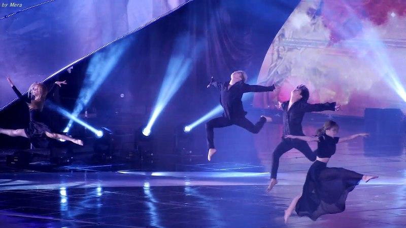 161226 방탄소년단,우주소녀,트와이스,빅스 Modern Dance Performance [전체] 직캠 Fancam (2016 가요대전) by Mera